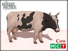 M&M Mesh Cow [Boxed]