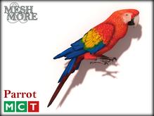 M&M Mesh Parrot [Boxed]