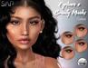 Sap ~ Eyeliner & Beauty Marks (Catwa)