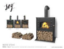 Soy. Wood Stove [addme]