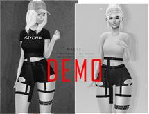 Gaia - Raeyel T-Shirt, Shorts DEMO