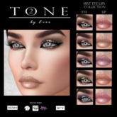 TONE 2 - Mist Eyes-Lips Collection (wear to unpack)