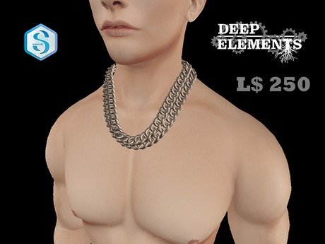 [DeepElements] - Men's Chain Set #1