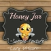 DFS TEXTURE -  Honey Jar