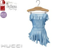 ::HH:: Hucci Utena Dress - LilBoyBlue