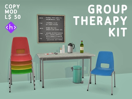 Group Therapy Kit