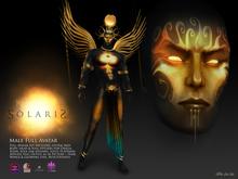 SOLARIS male, special Ed. +Fallen Gods Inc.