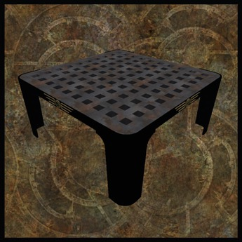 EF-Tools: Welding Table