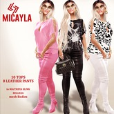 LEGENDAIRE Makayla OUTFIT