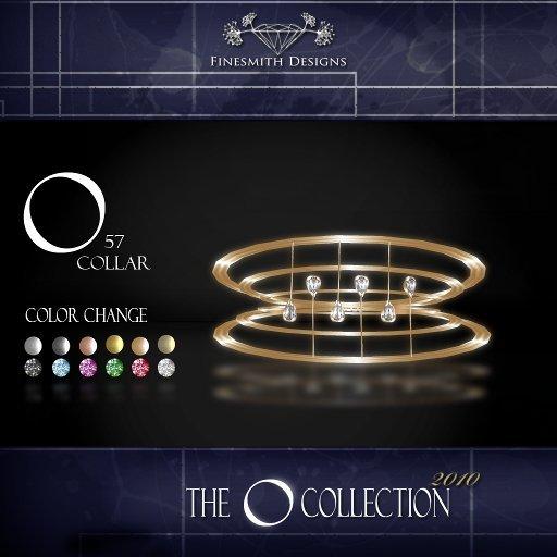 Finesmith Ocollection O57 COLLAR