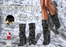 Continuum Marianne Boots