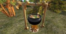 Cauldrin Cookout
