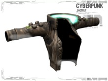 [Nerox][Cyberpunk jacket]