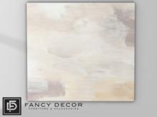 Fancy Decor: Rene Canvas