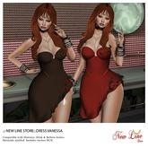 .:: New Line Store ::. Dress Vanessa - Add-me