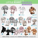 SEmotion Libellune Little Bunny #7