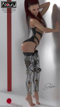 AZOURY - Soldier Leg