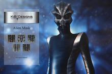 """KiB Designs - Alien mask Fatpack """"Wear"""""""