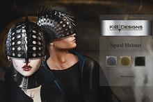 KiB Designs - Spiral Helmet Fatpack