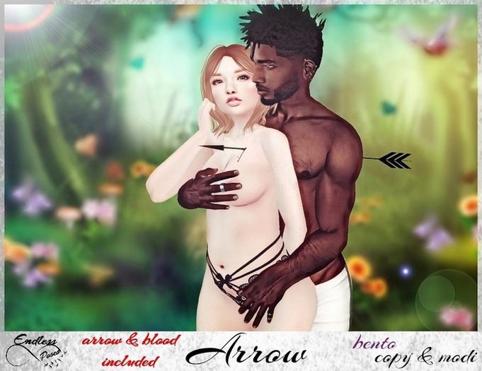 Arrow Pose