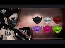 +Psycho Barbie+ [Bone Mask]