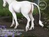 REIN - TeeglePet Unicorn Tail & Leg Fluff