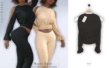 Tachinni - Merry Shirt - #5 - Maitreya / Slink