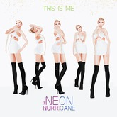 [the neon hurricane] this is me posepack