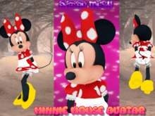 MINNIE MOUSE AVATAR MESH COMPLETE