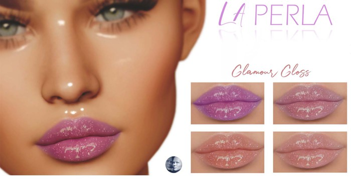 {LP}- Glamour  Lipsticks