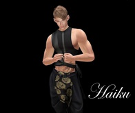 Haiku Shape (ready to wear)