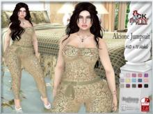 :: C.K  Alcione Jumpsuit Lace ::
