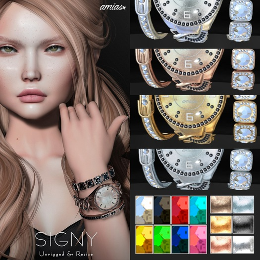amias - SIGNY pack
