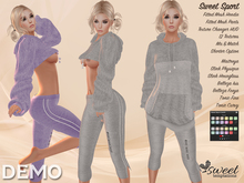 Sweet Temptations :: Sweet Sport Outfit Demo