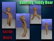 """[RW] """"Teddy"""" The Animated Teddy Bear"""