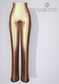 -Narcisse- ADD Kit Pants - Gold