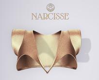 -Narcisse- ADD Kit Shrug - Gold