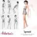 [KoKoLoReS] poses - Supermodel