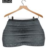 BUENO-Tulip Skirt-Slate - Maitreya, Slink HG, Belleza Freya