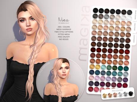 Magika - Nina