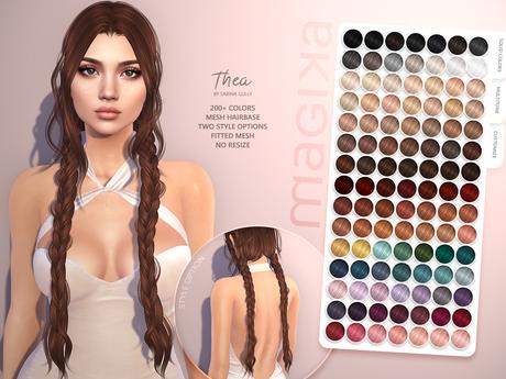 Magika - Thea