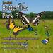 Butterflies - Pack 3 (Free-Flight)