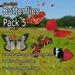 Butterflies - Pack 5 (Free-Flight)