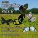 Butterflies - Pack 6 (Free-Flight)