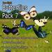 Butterflies - Pack 7 (Free-Flight)