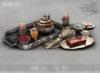 -DRD- Boho Loft - Tea Tray