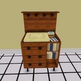 {VCD} Medikins! - NB Exam Station - Medium Wood Finish