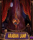 Exotische arabische Lampe