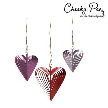 :CP: Kissing Booth Paper Hearts