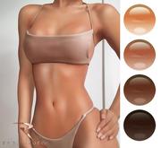 Body Appliers - 4 Darker tones  ( Maitreya Slink Belleza)